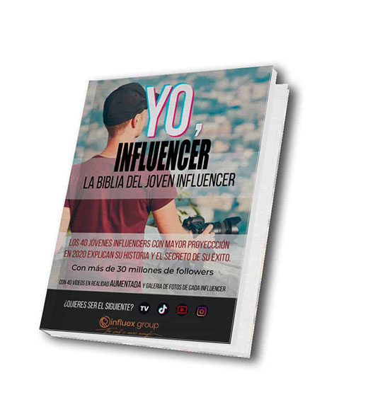 agencia de influencers como ser influencer, ser youtuber, conseguir ser influencer